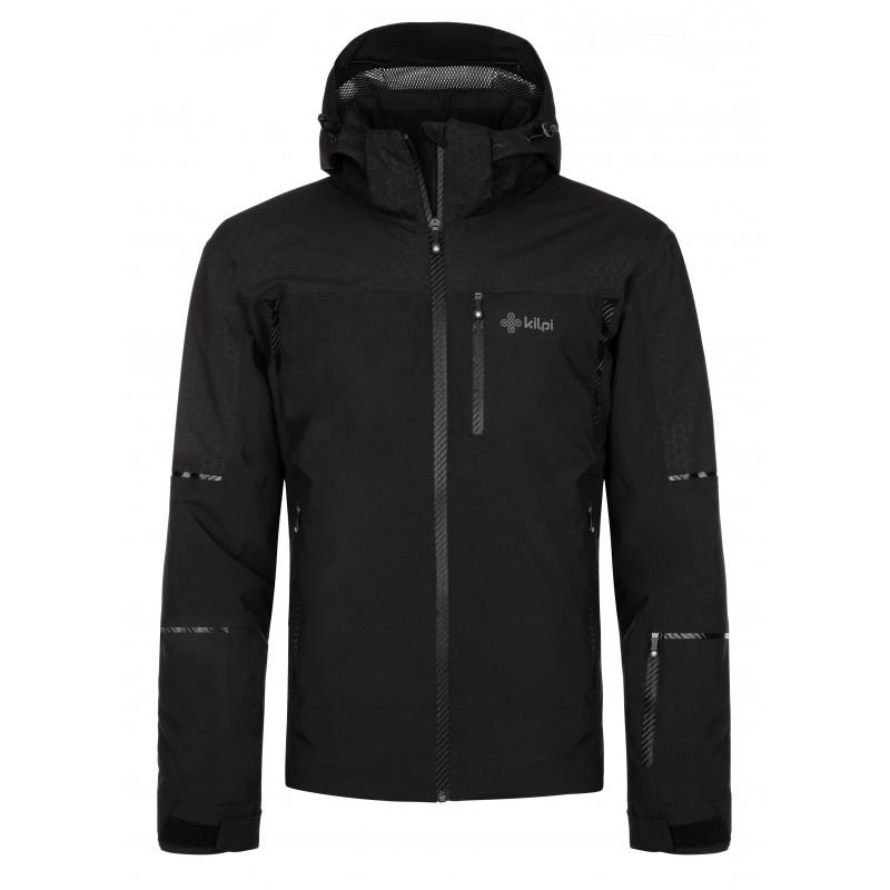 Pánska lyžiarska bunda Tonn-m čierna - Kilp XXL