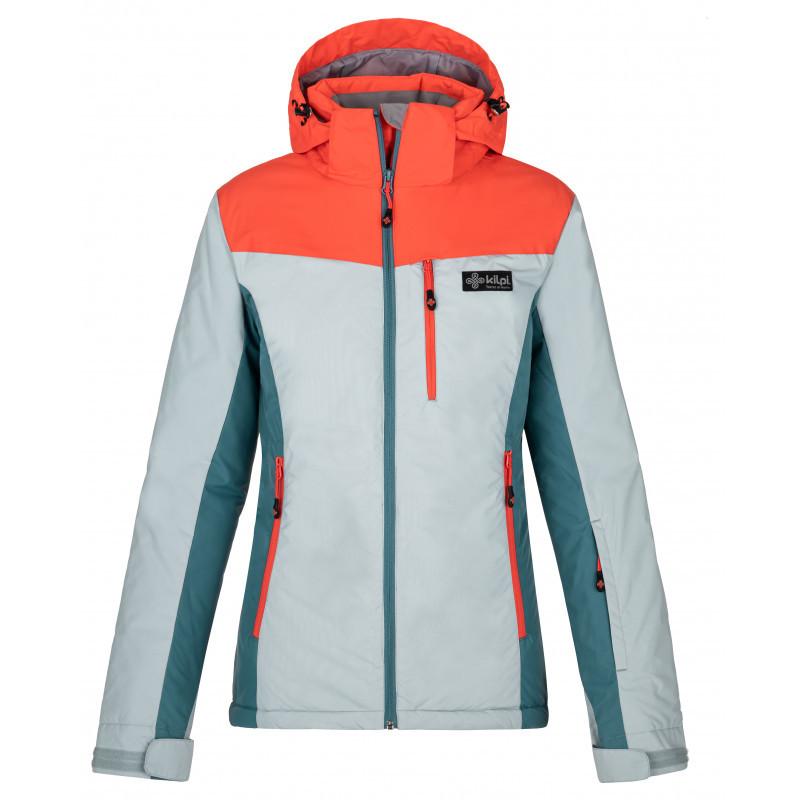 Dámska lyžiarska bunda Flip-w svetlo modrá 40