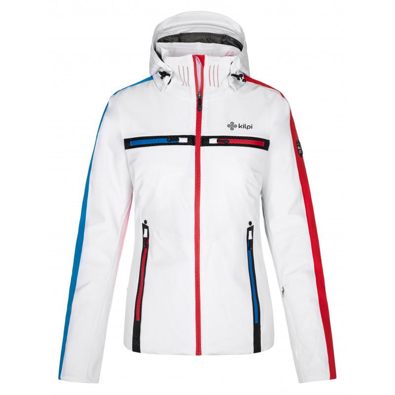Dámska lyžiarska bunda Hattori-w white 38