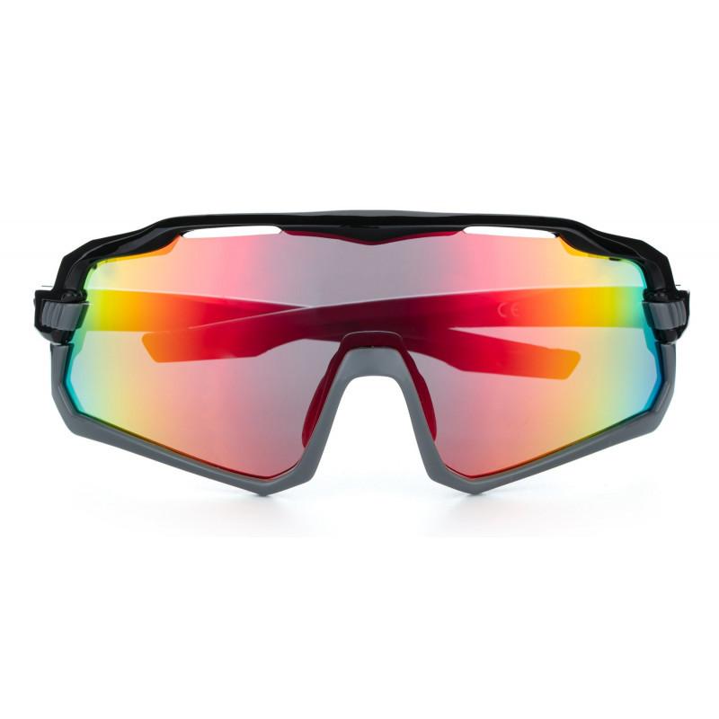 Cyklistické slnečné okuliare Shady-u black - Kilpi UNI UNI