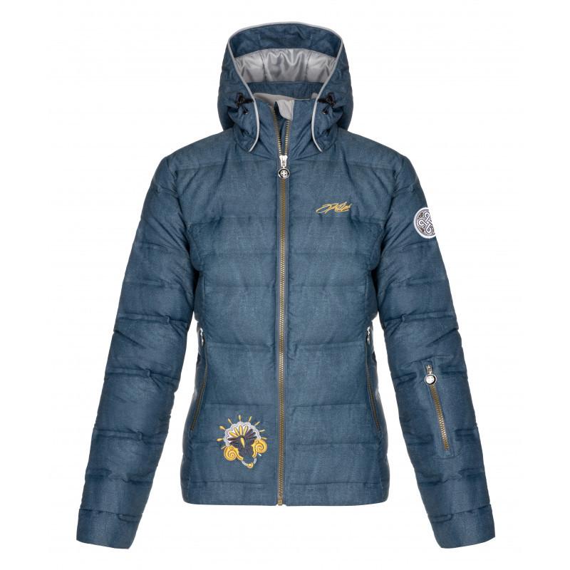 Dámska lyžiarska bunda Maila-w modrá - Kilp 40