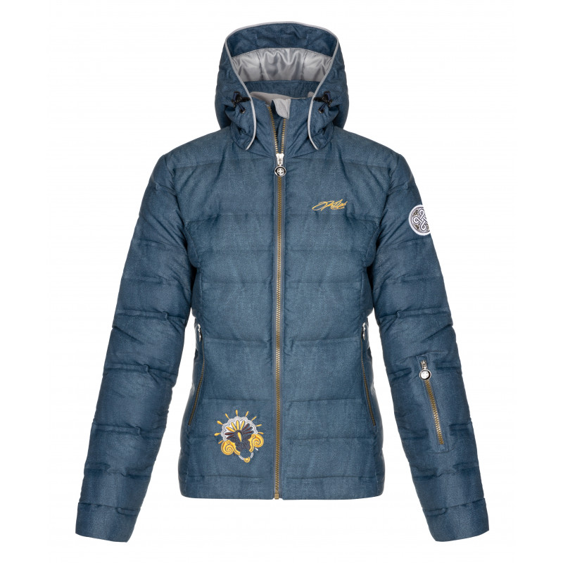 Dámska lyžiarska bunda Maila-w modrá - Kilp 34