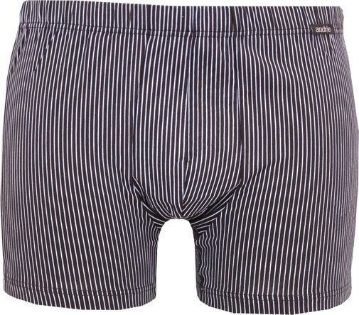 Pánske boxerky Andrie čierne (PS 5541 C) XXL
