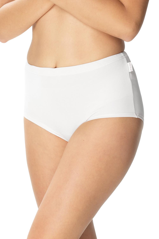 Klasické nohavičky Mewa 4134 bílá 50