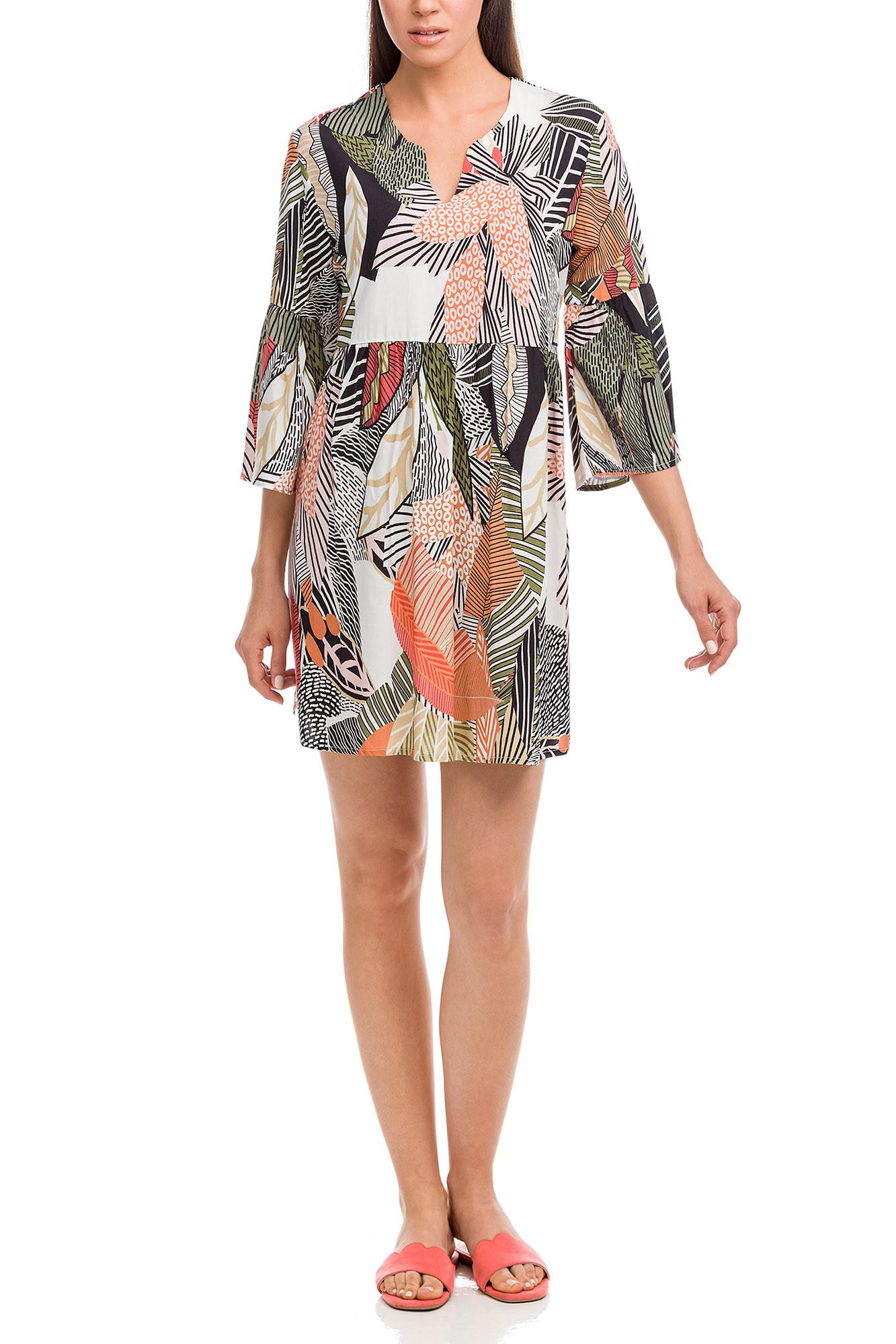 Vamp - Dámske šaty 12530 - Vamp coral spark m
