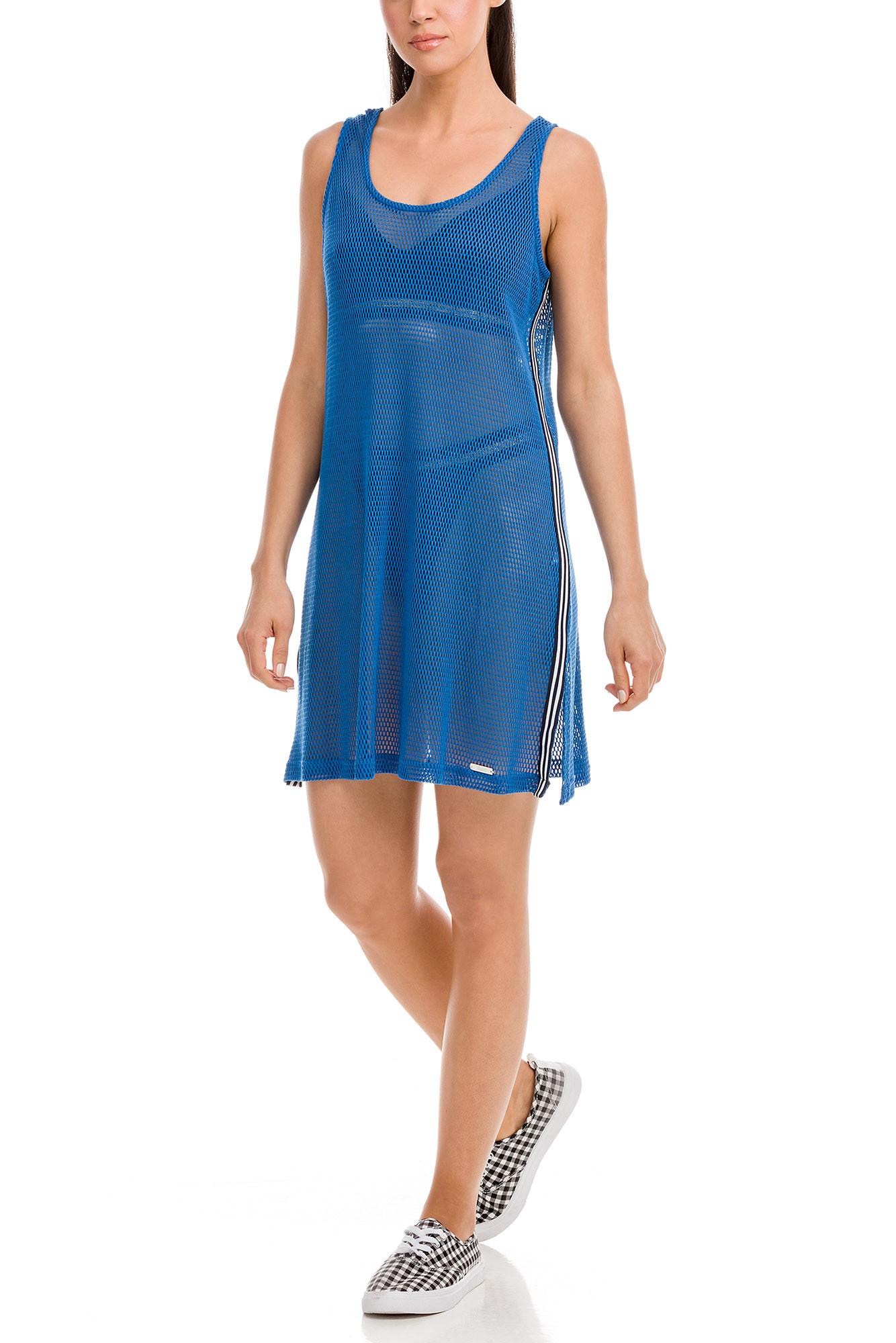 Vamp - Dámske šaty 12548 - Vamp blue Victorian l