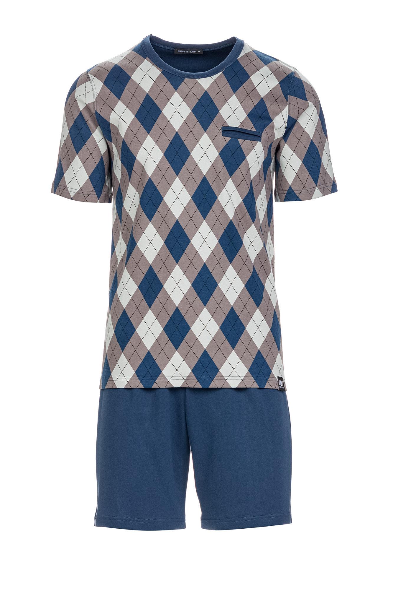 Vamp - Pánske pyžamo 13752 - Vamp raf xxl