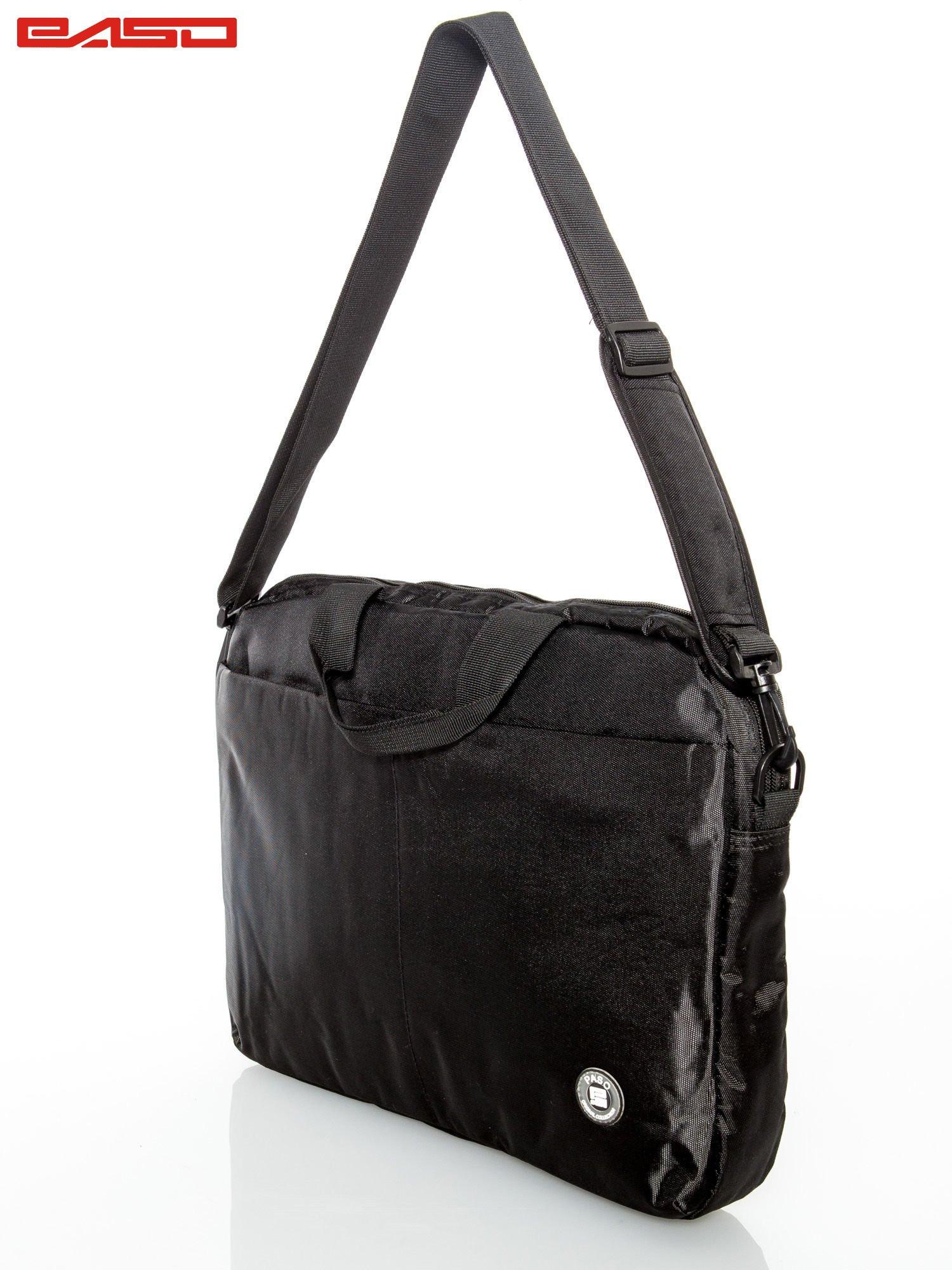 Čierna taška na notebook