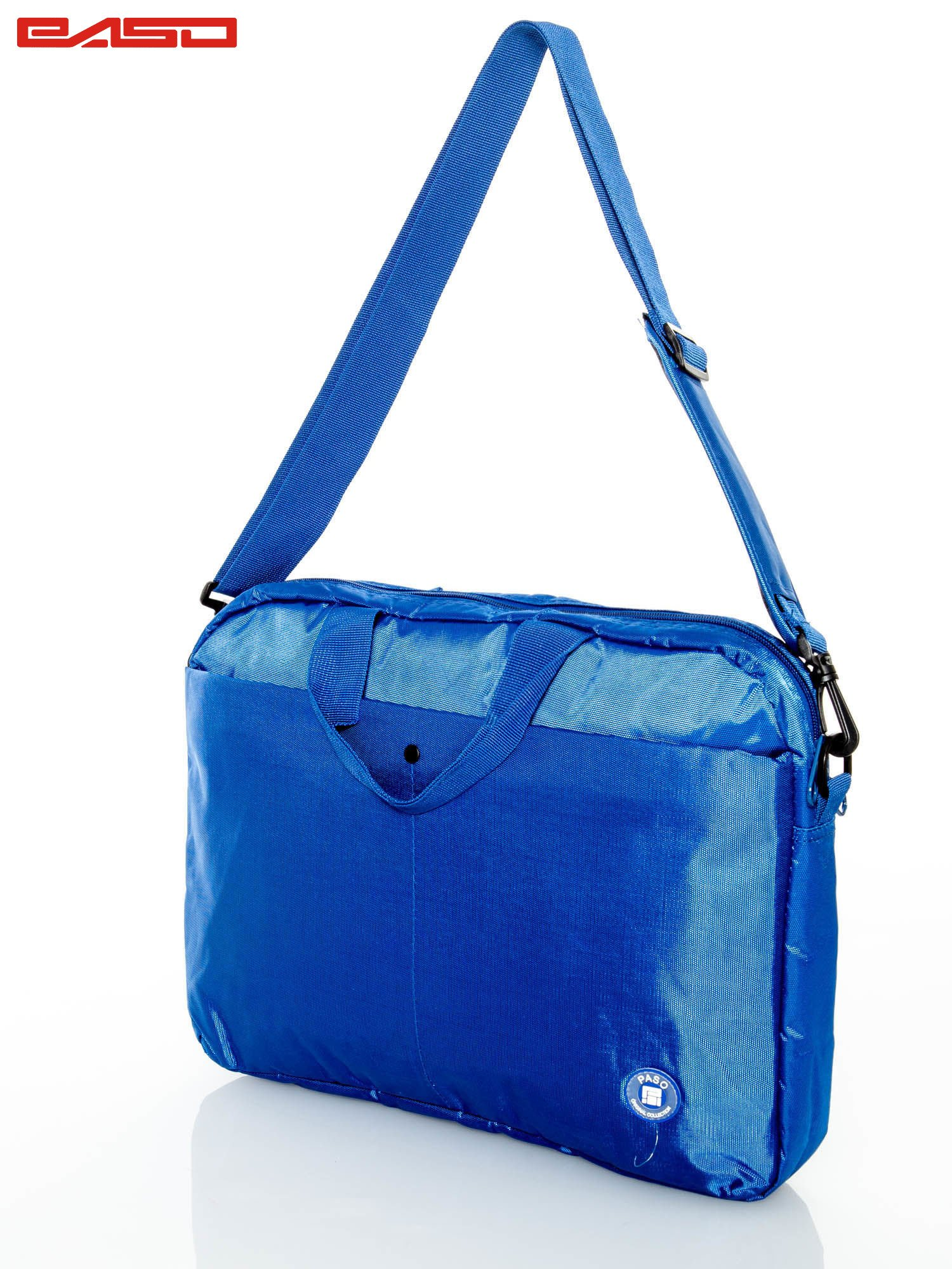 Modrá taška na notebook