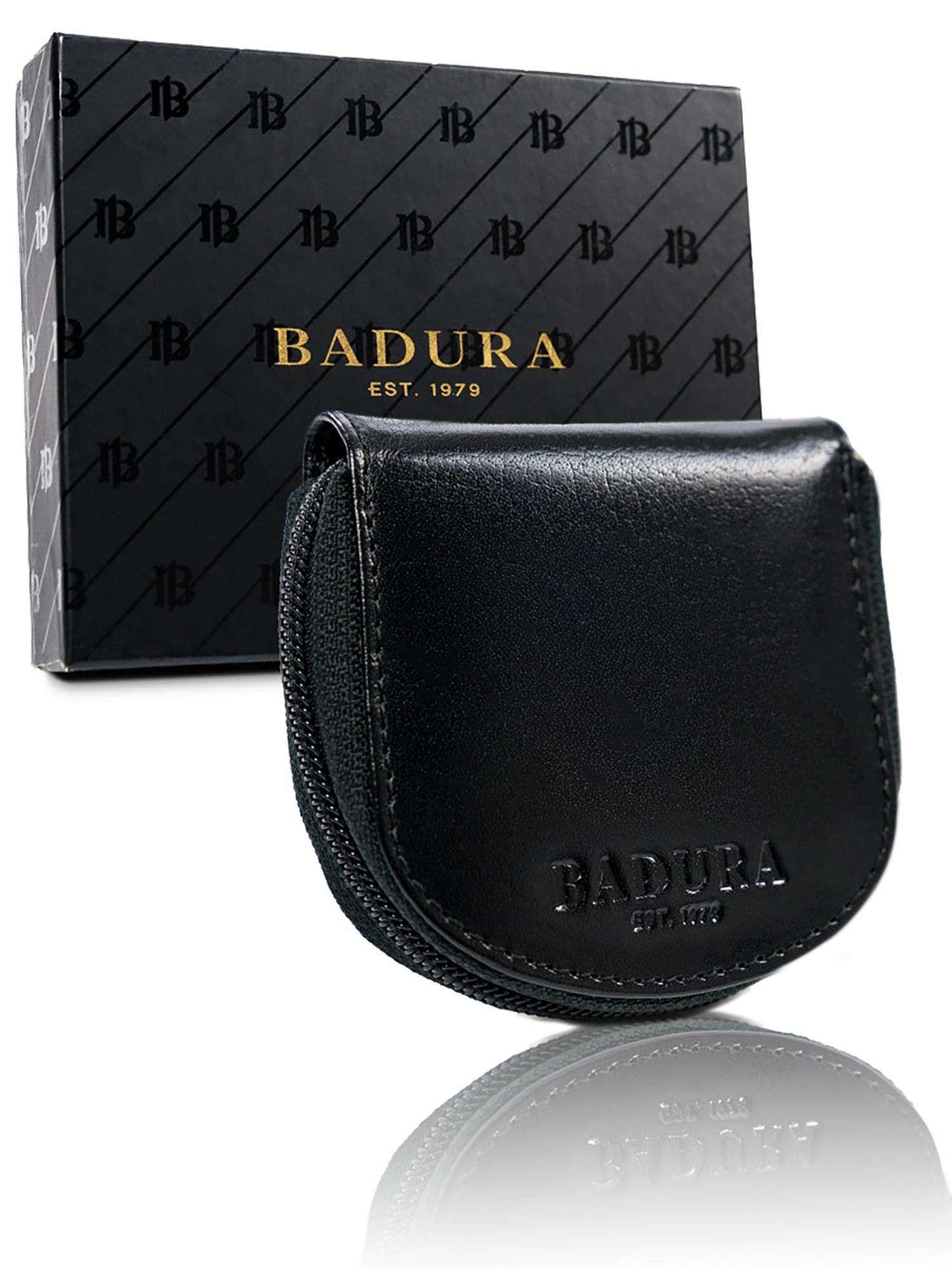 Badura Čierna peňaženka na mince one size
