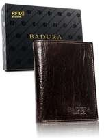Kožená pánska peňaženka Badura hnedá one size