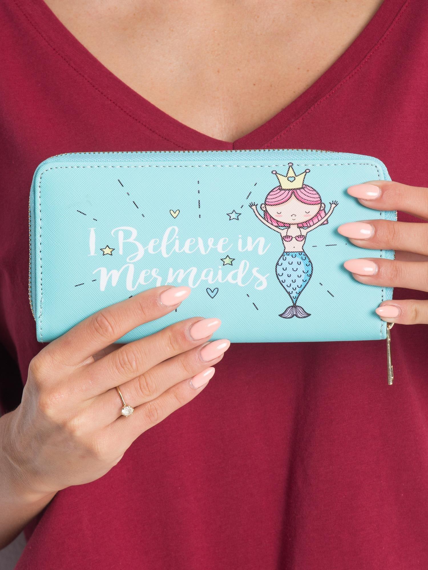Peňaženka Mint s potlačou ONE SIZE