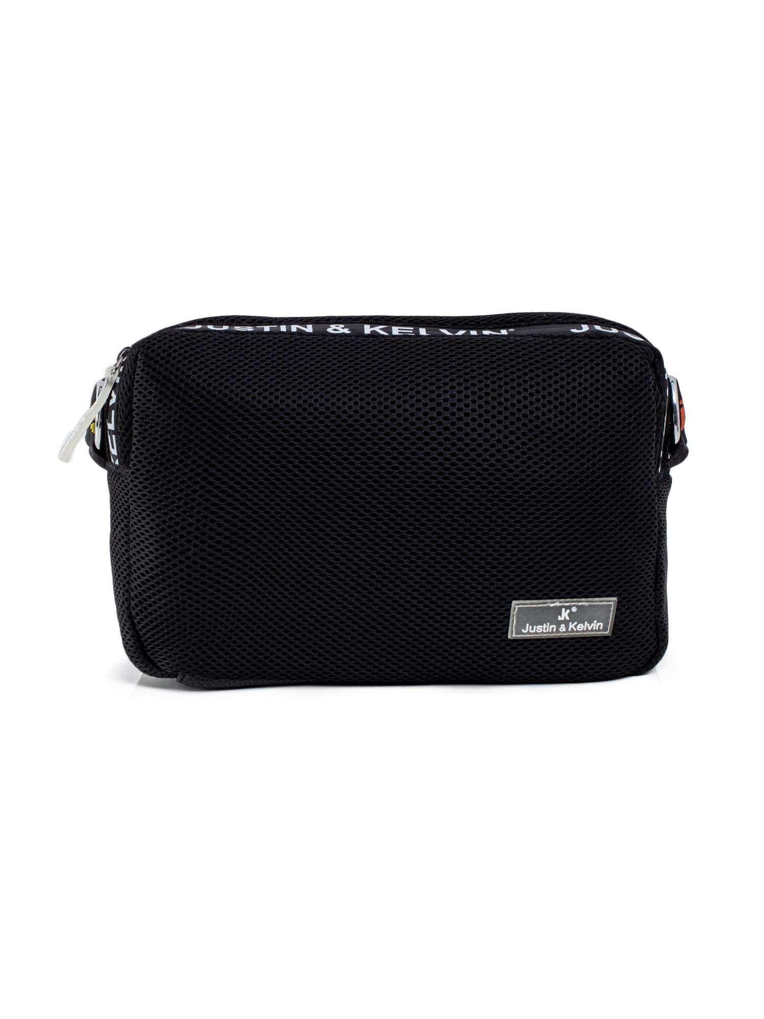 Čierna mestská taška cez rameno one size