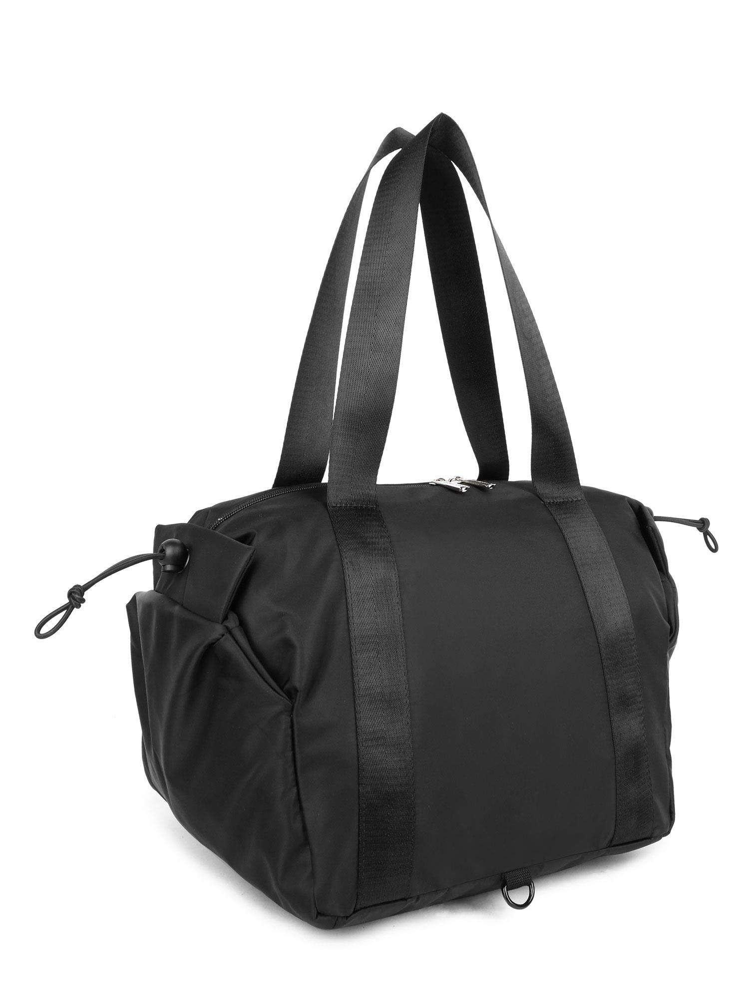 Čierna mestská taška LUIGISANTO one size