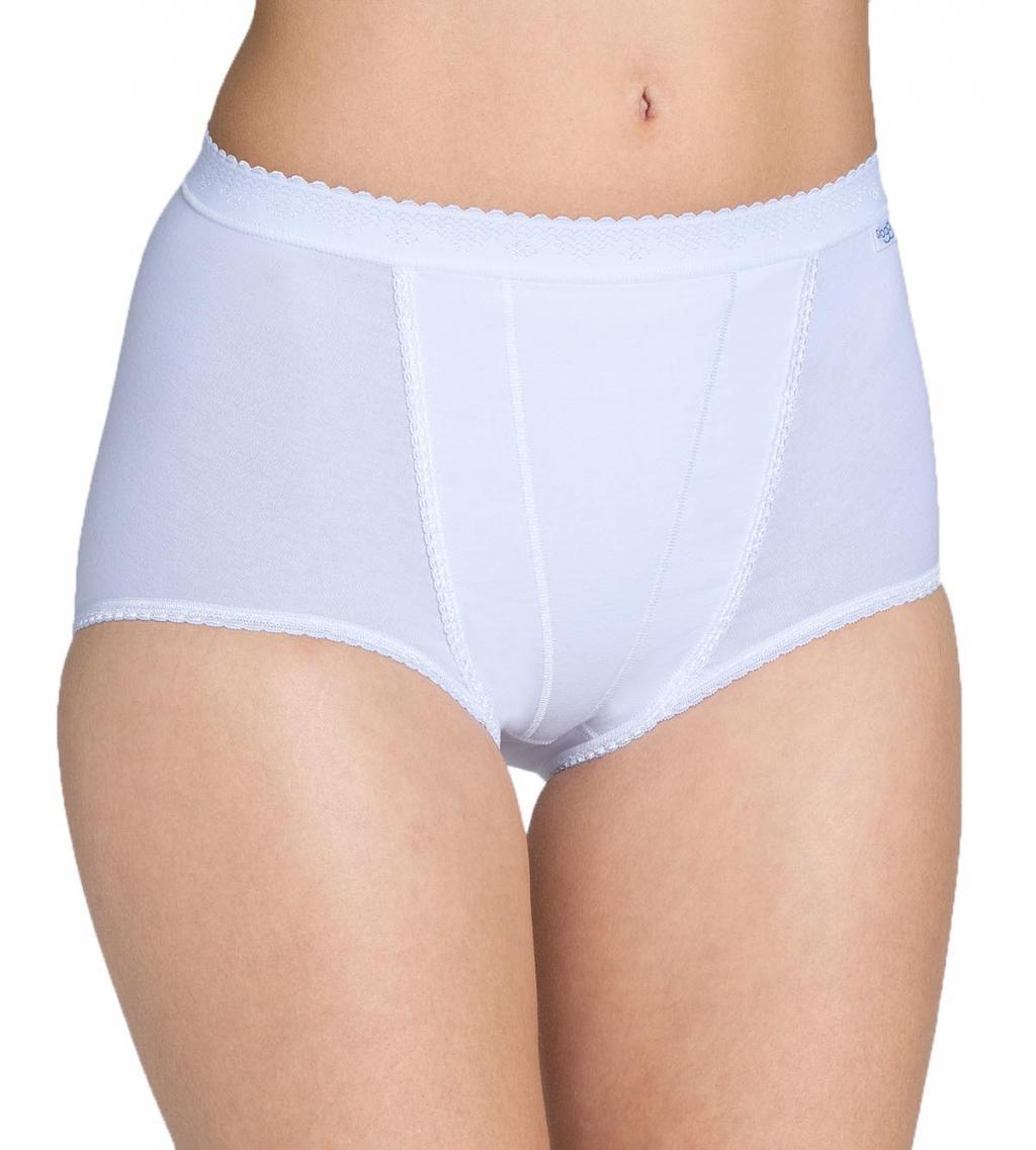 Kalhotky Sloggi Control Maxi bílá Velikost do filtru: 38, Barva Triumph: bílá (0003)