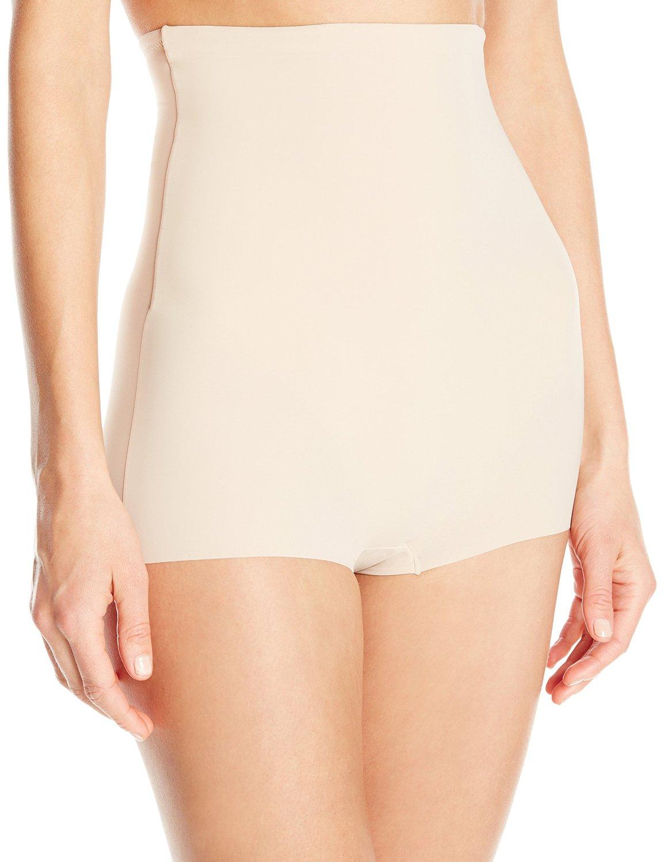 Stahovací kalhotky vysoké 2059 tělová - Maidenform XL tělová (PAD) 2fca0f6974