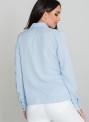 Košile s dlouhým rukávem  model 111030 Figl