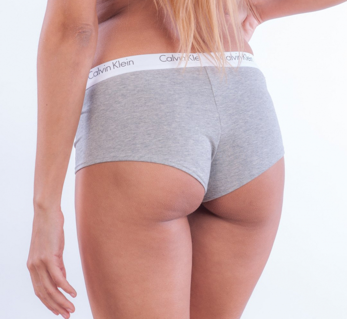 Calvin Klein Women´s Boy Short Grey
