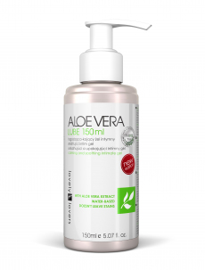 Lubrikační gel Aloe Vera Lube 150ml - Lovely Lovers