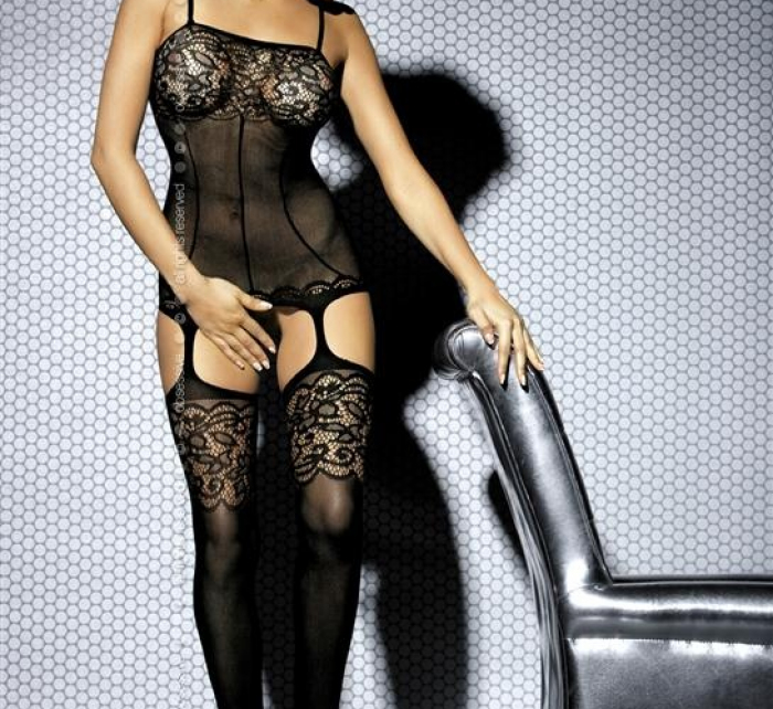 Body Bodystocking F204 - Obsessive