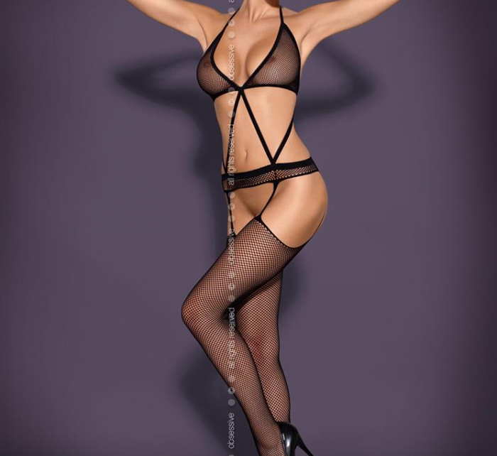 Body Bodystocking N108 - Obsessive
