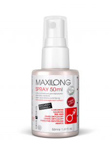Intimní sprej Maxilong Spray Innovative Formula 50ml - Lovely Lovers