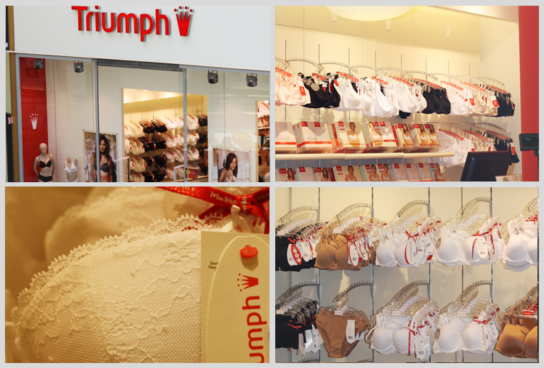 TRIUMPH - Avion Shopping Park Ostrava - Luxusní prádlo.cz af6fc324ce